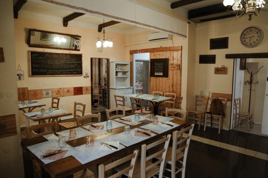 Pizzeria Trattoria Marì D'Otello - Forlì